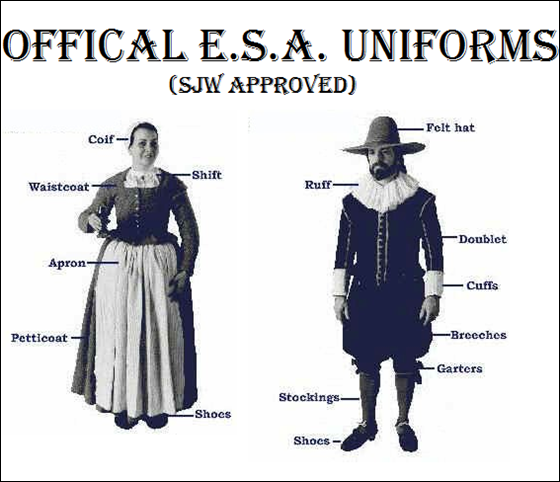 esa-uniforms