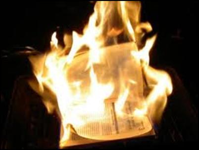 MRDA's inferno?