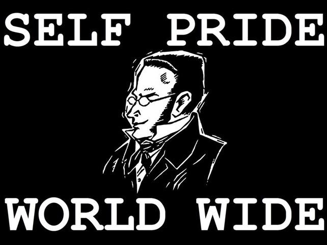 self-pride